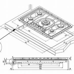 Piano Cottura Misure Idee Immagine Mobili
