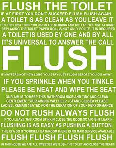 Flush the toilet quotes quotesgram for Funny words for bathroom
