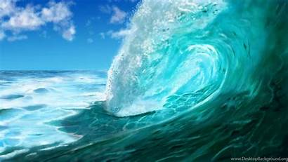 Waves Ocean Wallpapers Desktop Background