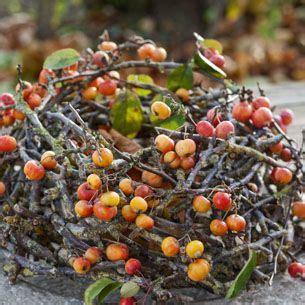 Herbstdeko Basteln Herbstliche Lions by Landlust Im Garten Deko Flora