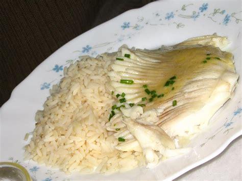 cuisine raie franco food adventure raie au beurre blanc