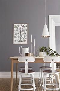 Grau Blau Wandfarbe : die besten 25 wandfarbe graublau ideen auf pinterest grau blaue farben blaugraue zimmer und ~ Frokenaadalensverden.com Haus und Dekorationen