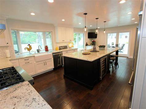 cabinets plus santa ana santa ana design build white transitional home u