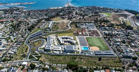 LAUSD San Pedro High School Olguin Campus - CO Architects