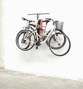 Fahrrad 4 Räder : fahrrad wandhalterung f r 2 r der liftup ein schatz bei ~ Kayakingforconservation.com Haus und Dekorationen