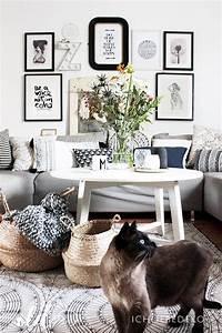 Meine Trends 2017 Fr Ein Wohnzimmer Im Vintage Boho Look