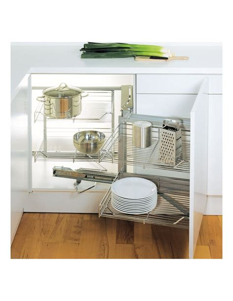 corner storage units for kitchens peka magic corner the original corner storage solution 8372