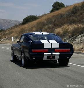 A Smokin' Hot Eleanor Mustang and a Couple Girls: Test Drive | DrivingLine