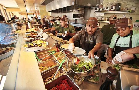 fast food chains bet  clean eating  star