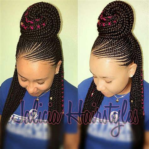 creative cornrow hairstyles     wedding digest naija blog