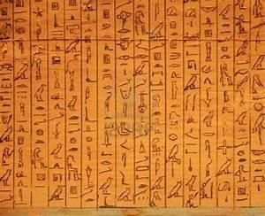 Egyptian Hieroglyphics Tattoo Page 32