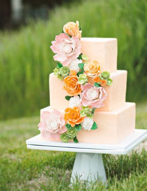 Discover 8 Inspiring Pastel Floral Cakes On Craftsy