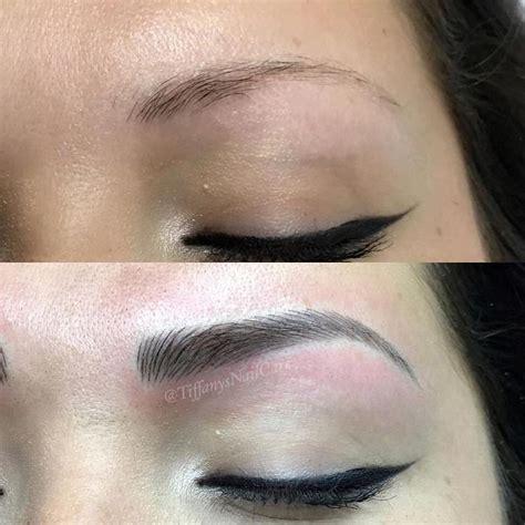 ideas  semi permanent eyebrows  pinterest