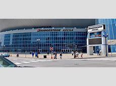 Bridgestone Arena tickets and event calendar Nashville