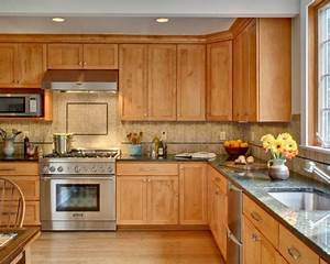 Wall color match for maple cabinets kitchen a for Best brand of paint for kitchen cabinets with impact martial arts wall nj