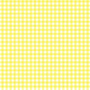 Yellow White Pattern Background