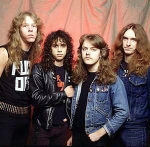 Image Gallery Metallica 1984