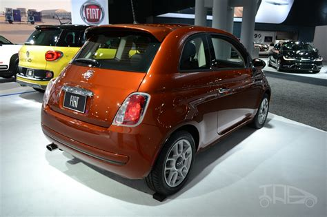 Fiat Ny by 2015 Fiat 500 Live From The New York Auto Show