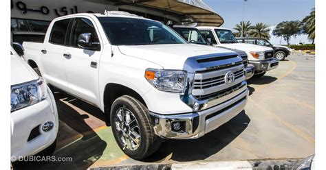 2015 Toyota Tundra 1794 Edition by Toyota Tundra 1794 Edition For Sale Aed 225 000 2015