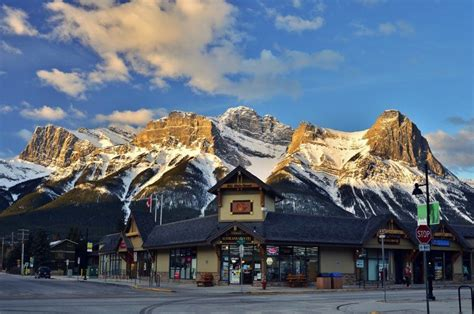living local  summertime guide  canmore alberta