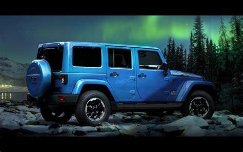 jeep polar edition wheels 2014 jeep wrangler polar edition static 2 1440x900