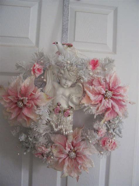 shabby chic christmas wreaths
