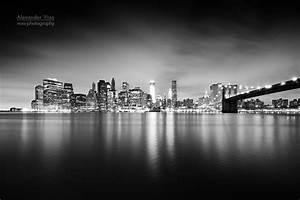 Skyline Bilder Schwarz Weiß : schwarz weiss fotografie new york skyline bei nacht alexander voss fotografie digital ~ Orissabook.com Haus und Dekorationen