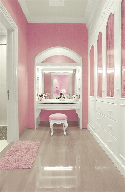 pink walk in wardrobe 8 dazzling pink interiors you have to see daily dream decor
