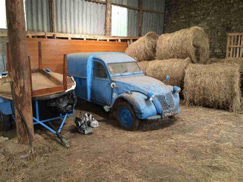 siege auto qui tourne restauration d 39 une 2cv azu de 1955