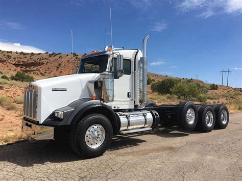 all kenworth trucks 2012 kenworth t800 day cab truck for sale 403 547 miles