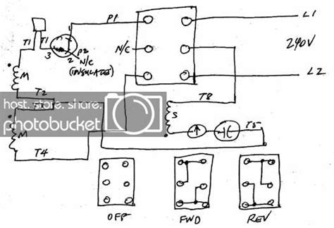Drew The Schematic For Drum Switch Most Familiar