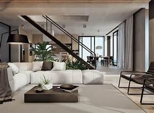 Modernes wohnen 110 ideen wie sie modern wohnen for Modernes wohnen wohnzimmer