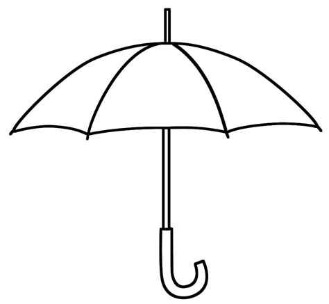 printable coloring pages  umbrella  color coloring pages