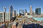 The Five Fastest Growing Cities In North Carolina In 2016