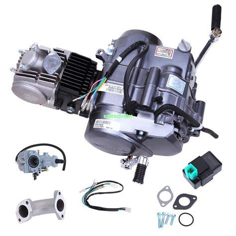 pit bike motor 125cc engine motor 4 stroke motorcycle dirt pit bike for honda crf50 xr50 crf70 ebay