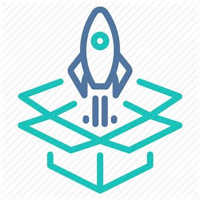 Launch Icon Innovation Release Disruptive Startup Campaign