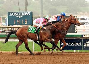 Firing Line Set To Leave Mark On 2015 Sunland Derby