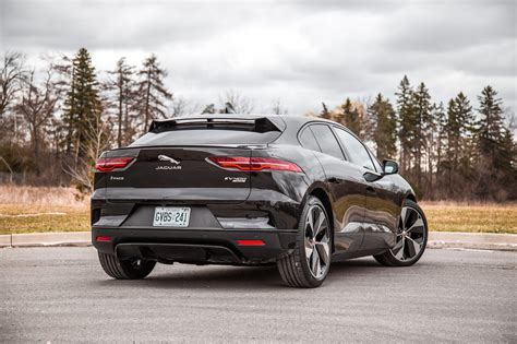 review  jaguar  pace ev  hse car