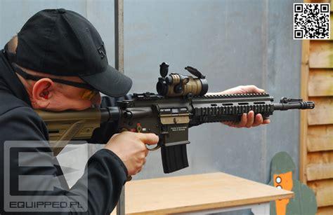 heckler kochs  hka rifle popular airsoft