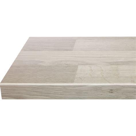 plan de travail cuisine gris clair plan de travail droit stratifié chêne gris clair lamellé