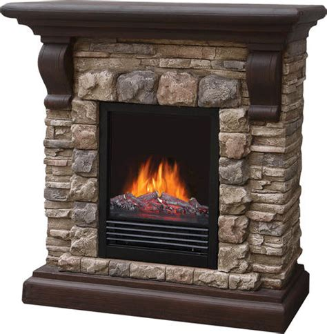 menards electric fireplaces decorflame field brook electric fireplace at menards 174