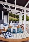Coastal Home: 10 Ways To: To create summertime outdoor outdoor patio living