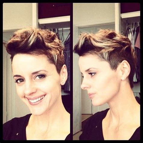 hair style for black hair needed an overhaul new haircut pixie shavedsides by 7050