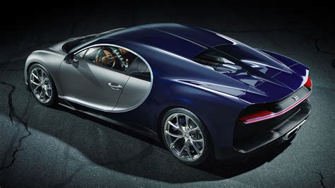 A New Performance Benchmark, The Bugatti Chiron Pictures