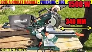 Scie A Onglet Parkside : scie onglet radiale parkside pzks 1500 lidl blablalidl ~ Dailycaller-alerts.com Idées de Décoration