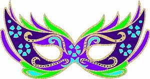 Purple Blue Green Masquerade Mask - Fnc Clip Art at Clker ...