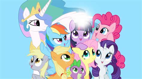 My Pony Anime Wallpaper - my pony ponies wallpaper anime