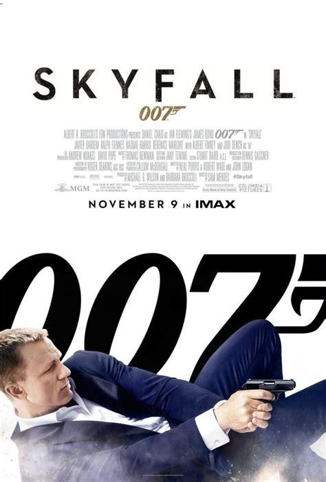 Skyfall (2012) | Bond movies, James bond movies, Bond films