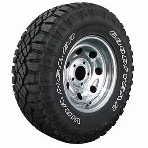 Goodyear wrangler duratrac sullivan tire auto service for Goodyear white letter tires for sale