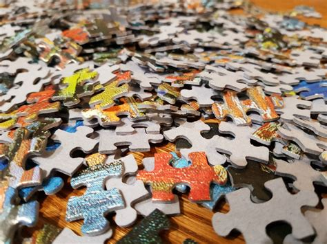 Making a Replacement Puzzle Piece | ThriftyFun